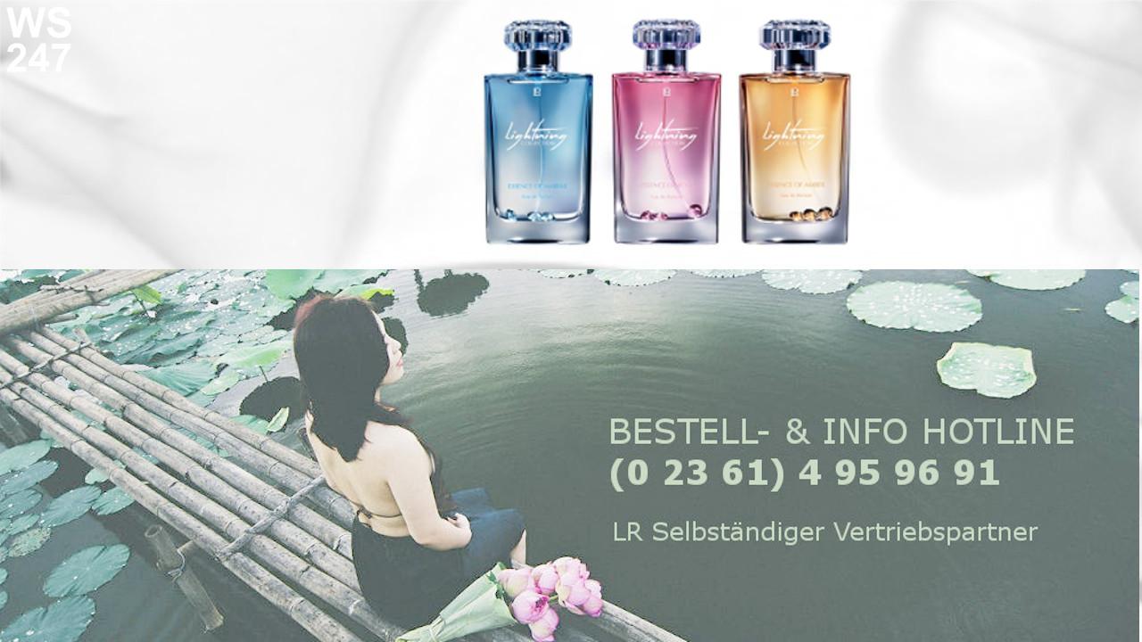 64d5b2d4d3757a Bebilderung zum Leitgedanken Lightning Collection Parfum bestellen - LR