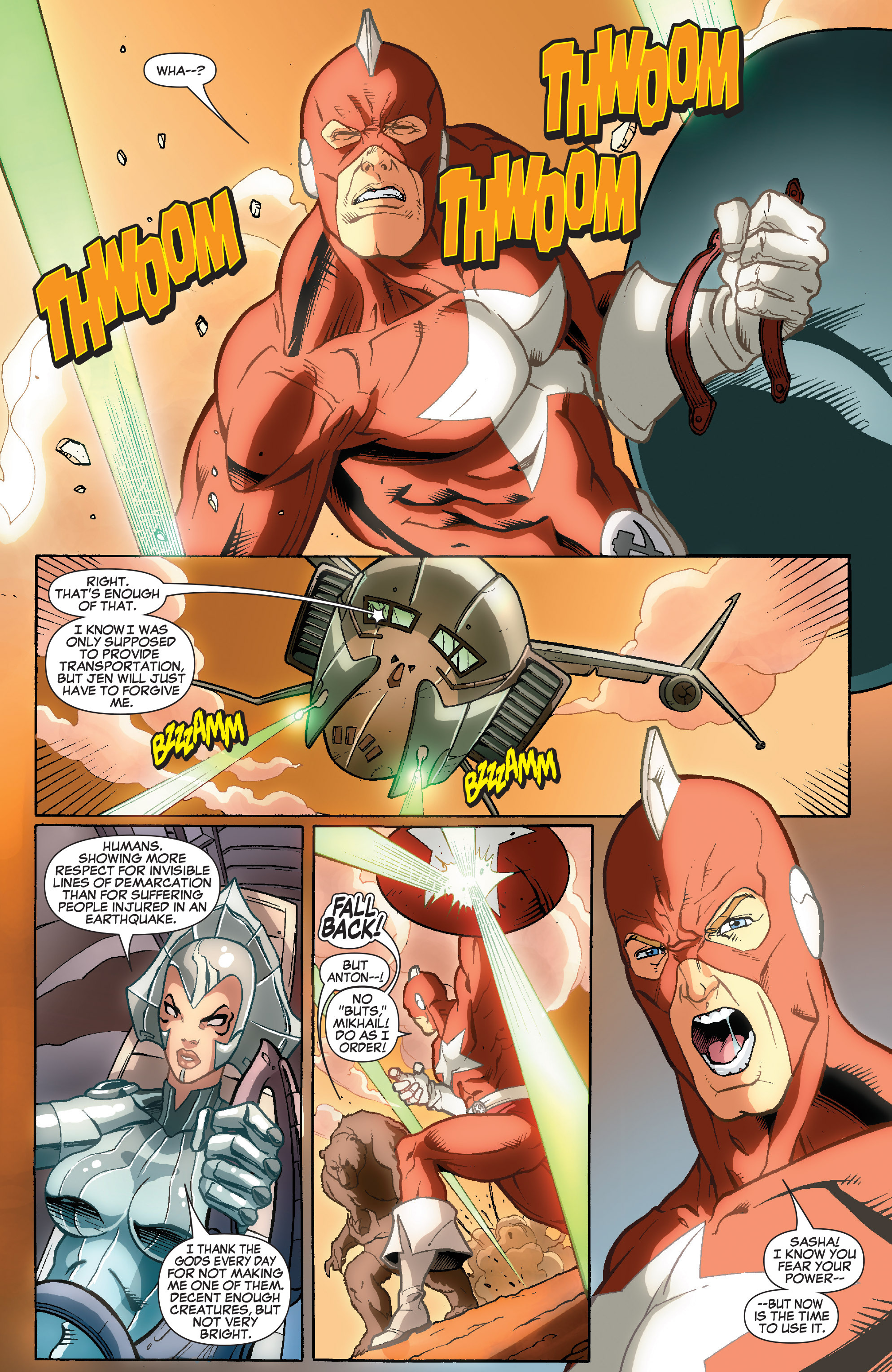 Read online She-Hulk (2005) comic -  Issue #35 - 12