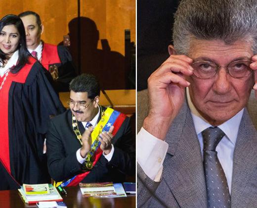 ¡PISOTEAN LA ASAMBLEA! TSJ anula la incorporación de diputados de Amazonas al Parlamento