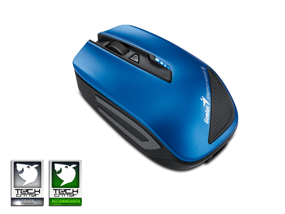 Unboxing & Review: Genius Energy Mouse 33