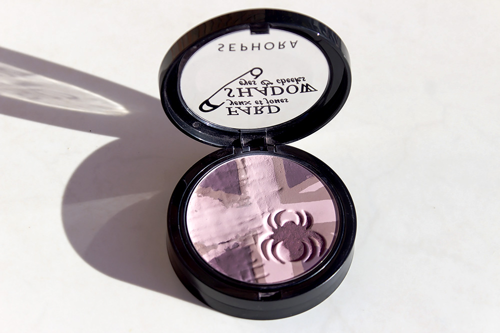 Sephora Eyes & Cheeks Shadow review