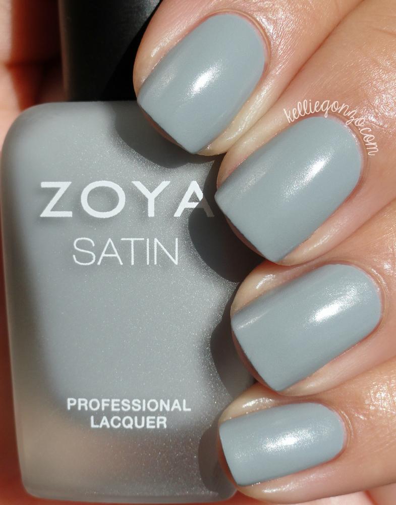 Zoya Tove Naturel Satins