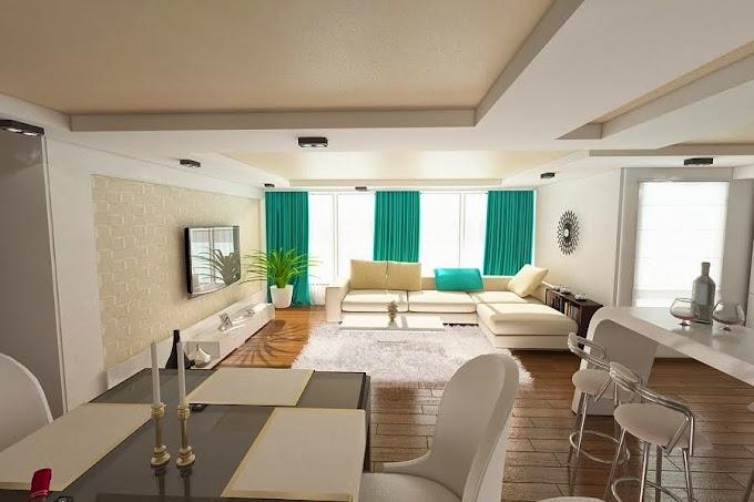 Design interior living apartament modern Constanta - Amenajari Interioare - Arhitect Constanta