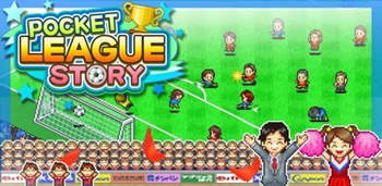 Pocket League Story Apk