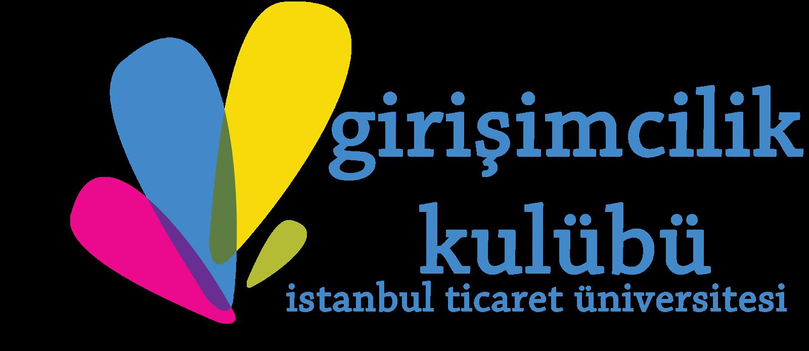 Girişimcilik Kulübü Logo İstanbul Ticaret Üniversitesi