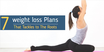 7 Best Weight Loss programs That Tackles To The Roots