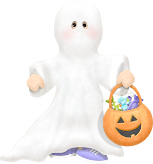 Clipart Dulce Halloween.
