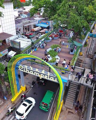 Wisata Keren Jalan Cihampelas, Kota Bandung