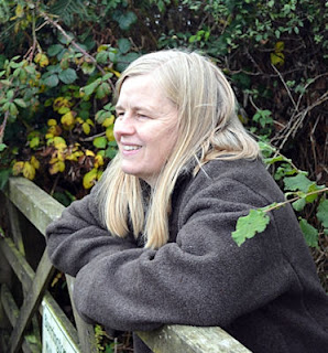 Interview with Nina Allan, author of The Race