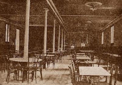 Salón-Café del Casal en 1930