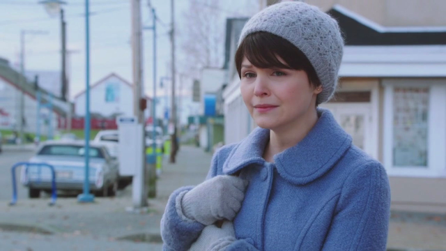 Knitwear on TV - Once Upon A Time