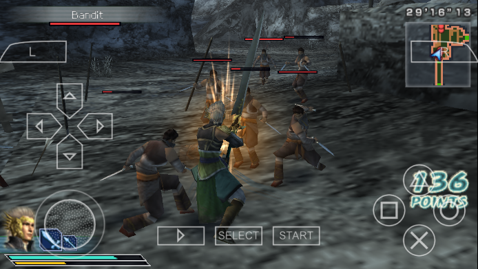 Download Dynasty Warriors Strikeforce for Android PPSSPP/PSP ISO High Compress Full Version ...