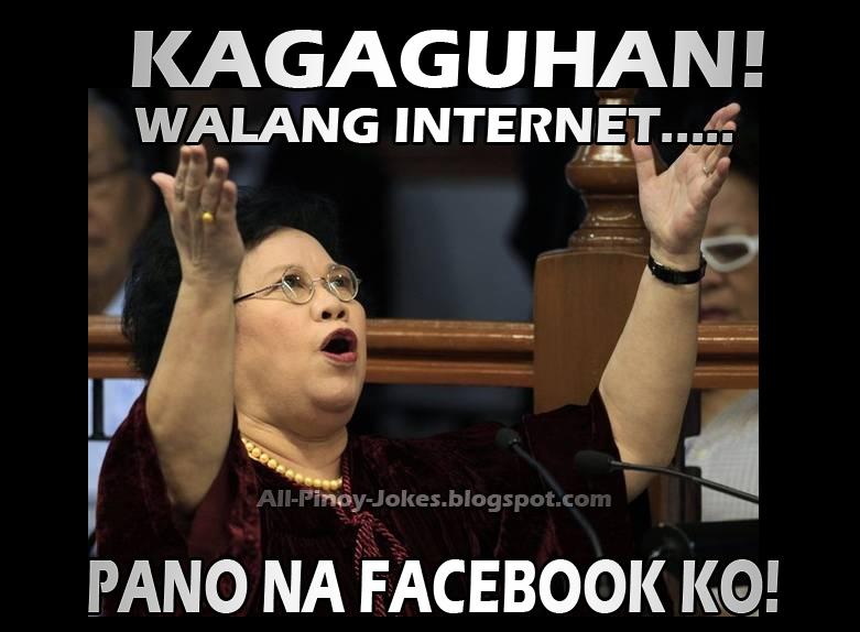 Funny Senator Mirriam Santiago Meme | Funny Pinoy Jokes ATBP