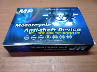 ALARM MOTOR MP two way