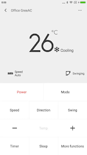 Cara menggunakan android sebagai pengganti remote AC