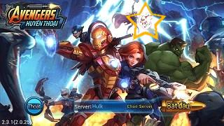game avengers huyen thoai