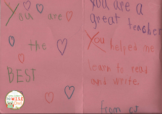 Valentine's Day means love...but this post is about why I love teaching!