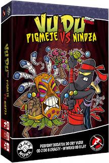 Vudu Pigmeje vs Nindża - Francesco Giovo, Marco Valtriani