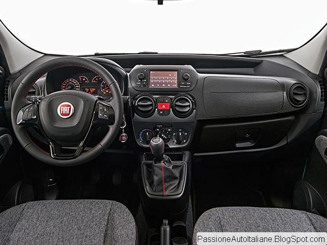 Fiat Qubo Facelift 2016 Fiat Autopareri