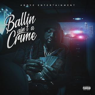 Peezy - Ballin Ain't A Crime  - Album Download, Itunes Cover, Official Cover, Album CD Cover