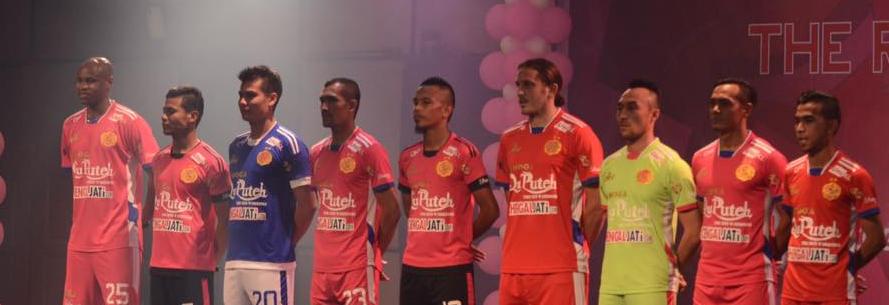 Jersi Kelantan 2016