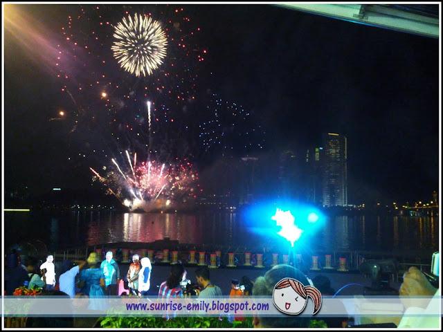 Magic of the Night 2015 @ Marina Putrajaya