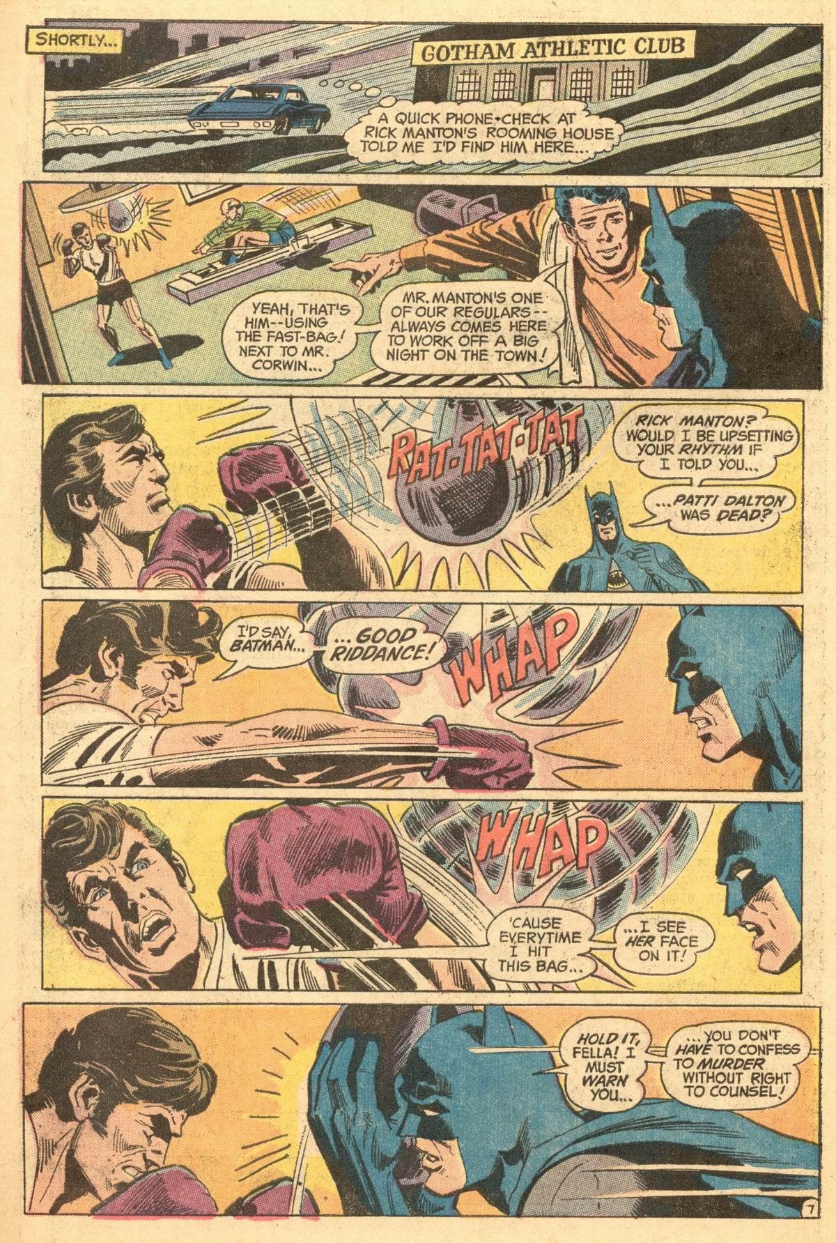 Detective Comics (1937) 433 Page 9