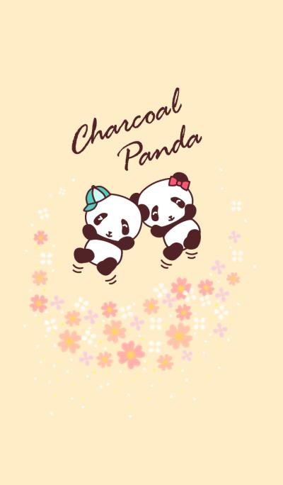 Charcoal Panda