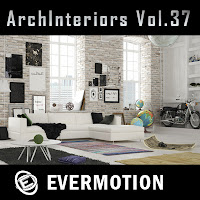 Evermotion Archinteriors vol.37室內3D模型第37期下載
