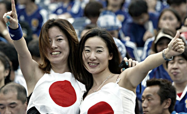 Perbedaan Antara Jepang dan Cina