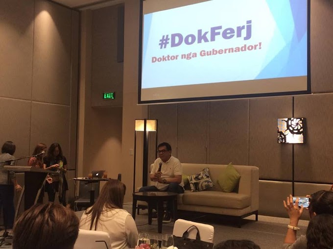 Dok Ferj Biron revels plans for Iloilo's economic empowerment