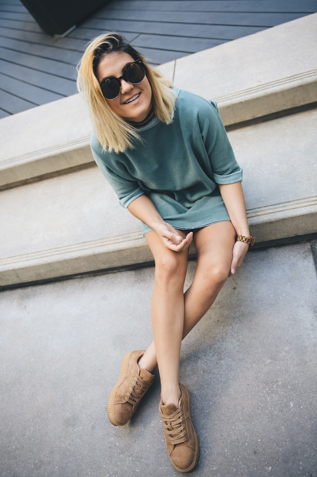 Windsor Khaki Sneakers - @taylorwinkelmeyer