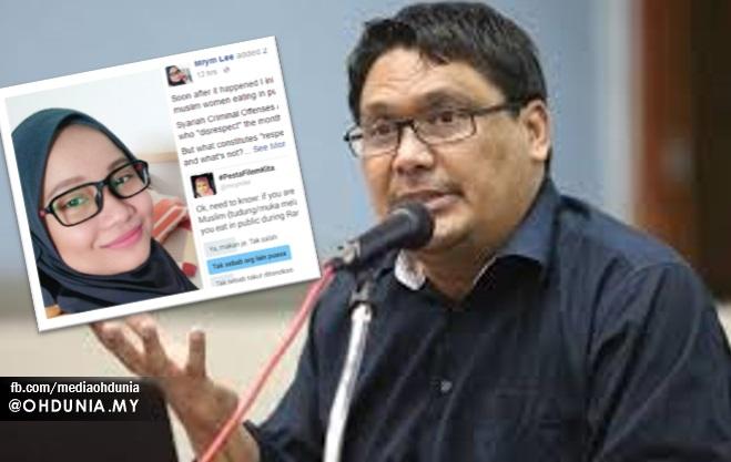 Tindakan Myrm Lee Satu Provokasi Terhadap Umat Islam - Dr. Farouk