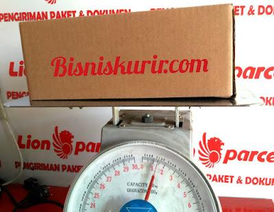 Batas toleransi kelebihan berat paket setiap perusahaan jasa pengiriman berbeda-beda.