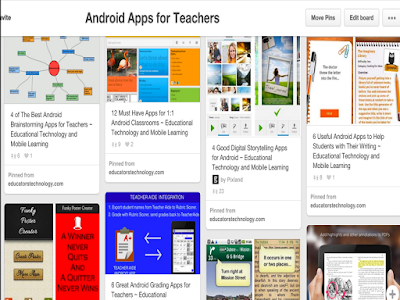 Must Have Educational Android Apps for Teachers