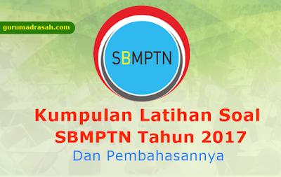 Kumpulan Latihan Soal SBMPTN 2017