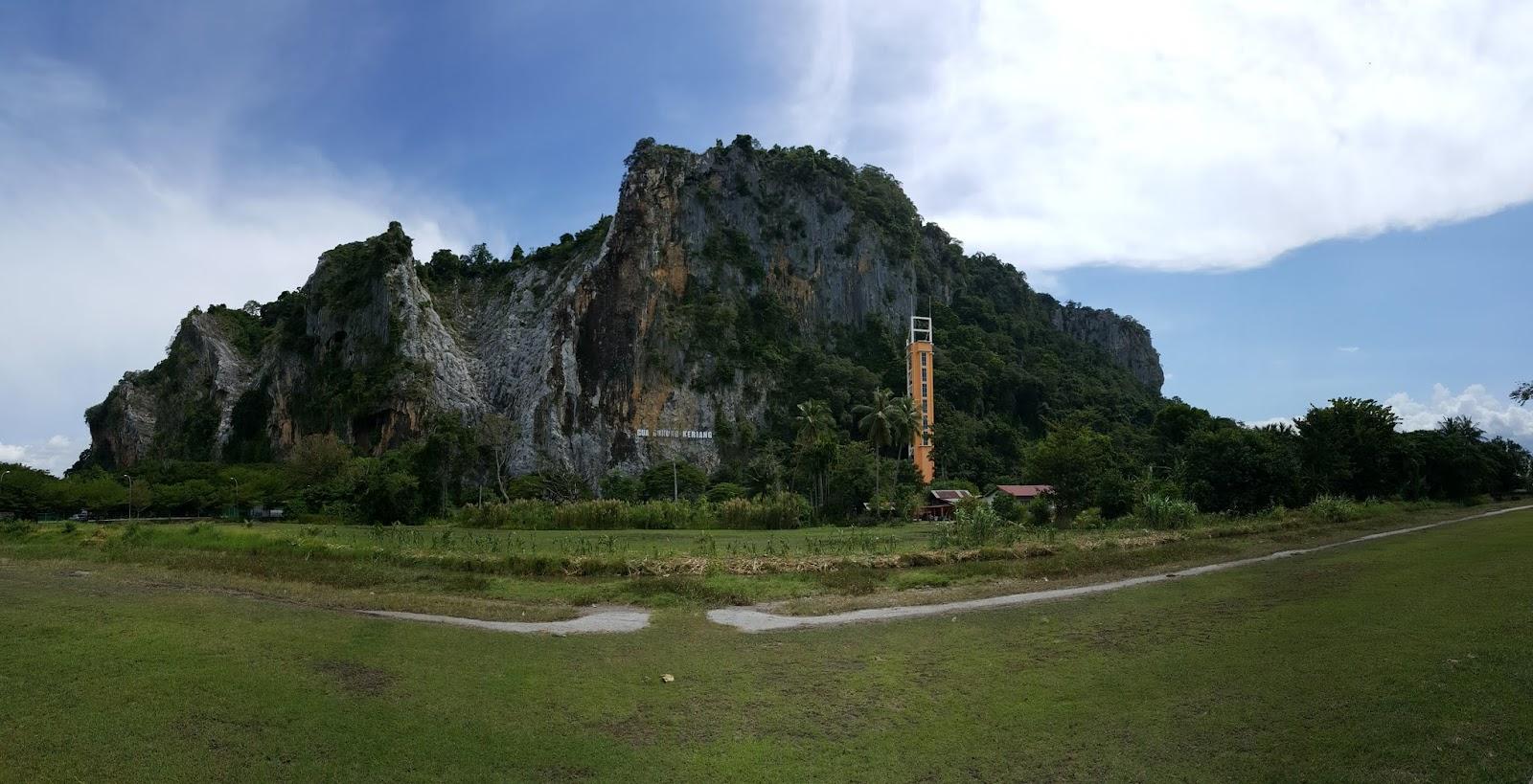 Gunung Keriang, Kedah