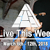 Live This Week: May 6th - 12th, 2018
