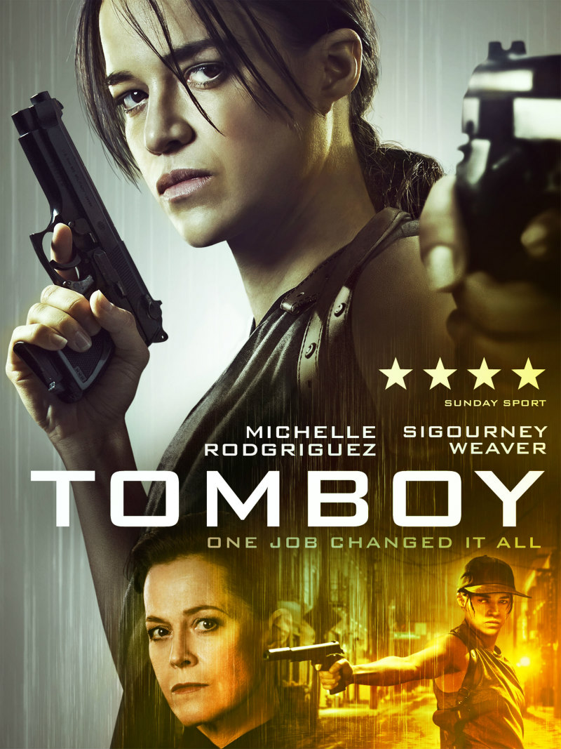 tomboy the assignment poster
