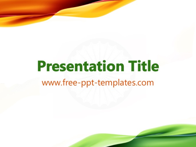 india ppt template, Modern powerpoint