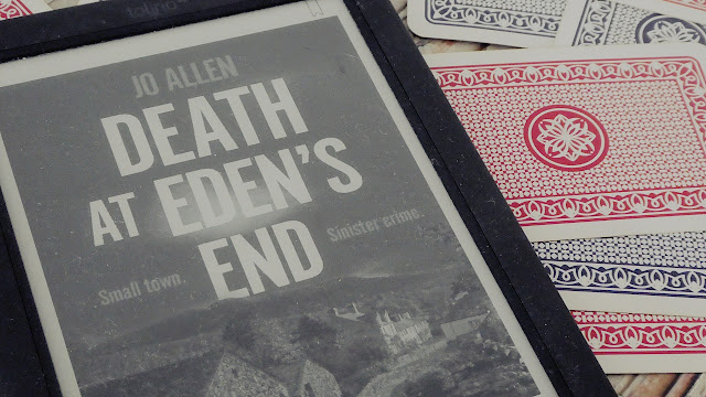 Death At Eden's End by Jo Allen