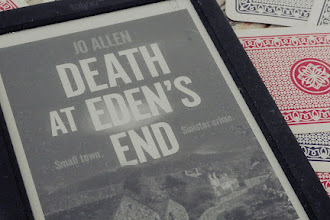 """Murder At A Care Home: Reviewing """"Death At Eden's End"""" by Jo Allen"""