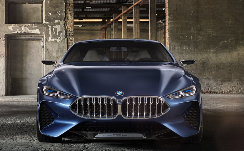 2019 BMW M8 Sports Car Review
