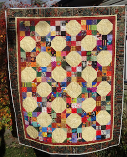 Inch By Inch Quilting