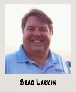 Photo of Brad Larkin, genetic genealogy, dna researcher