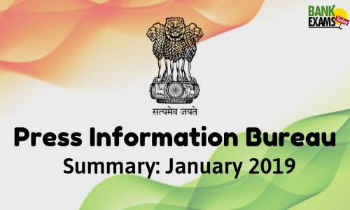 PIB Summary January 2019 - PDF