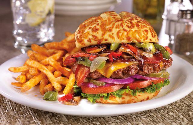Denny S Features New Big Burger Bash Menu Brand Eating