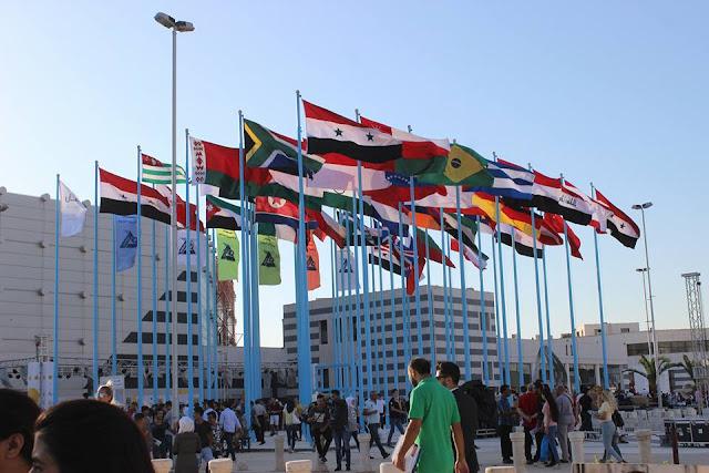 80 ألف متر مربع مساحة معرض دمشق الدولي 2018 بمشاركة 18 دولية عربية وأجنبية