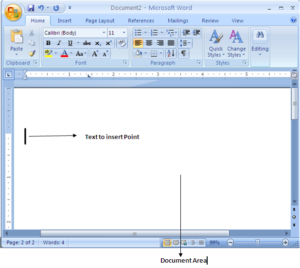 Entering, Select, Delete Text in Word Document | VBA Tutorial Tips