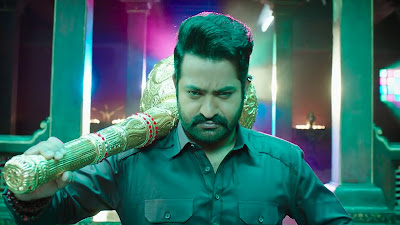Jr NTR Wide Screen HD Photo In Jai Lava Kusa